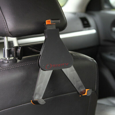 Back Seat Tablet Car Mount Headrest Holder For iPad Galaxy Kindle Fire Rotating