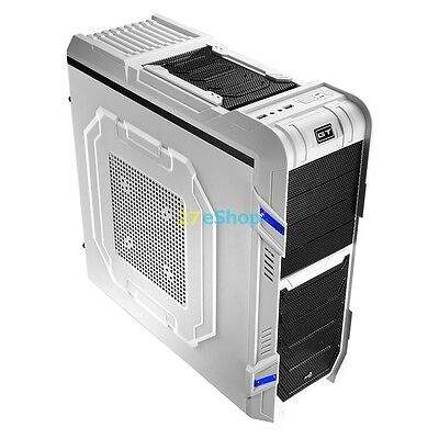 Aerocool GT-R White Edition Case Middle Tower ATX case per PC