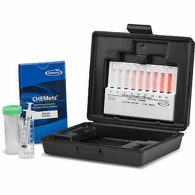 Nitrate, CHEMets Water Test Kit, 30 Tests