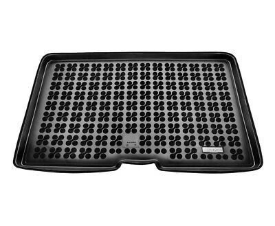 EXCLUSIVE RUBBER BOOT LINER MAT Renault Captur 2013-on lower trunk