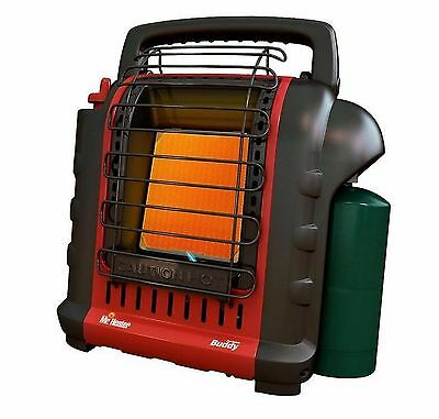 New Portable MH9BX 9000 BTU Radiant Propane Heater LP Gas Indoor Tent Camping