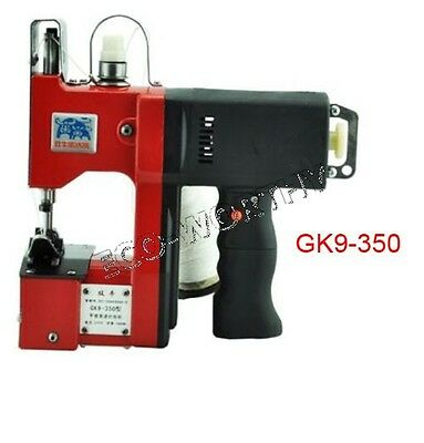 Industrial Portable Bag Closer Stitching Sewing Machine GK9-350 Brand New