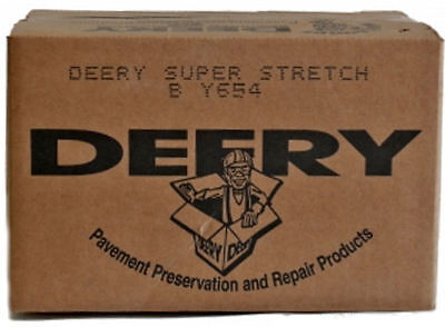 Deery Super Stretch Hot Rubberized Crack Filler, Sealant 30# Box Direct Fire