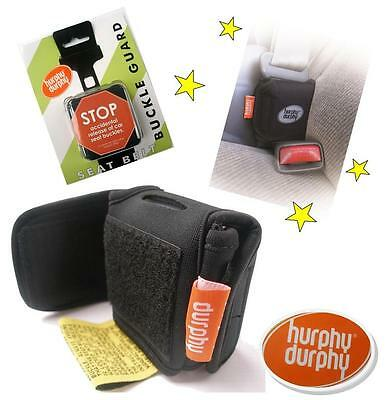 Hurphy Durphy Seat Belt Buckle Guard Cover for Child Car Seatbelt Safety