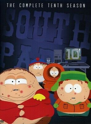 South Park: The Complete Tenth Season [3 Discs] (2007, DVD NEW)