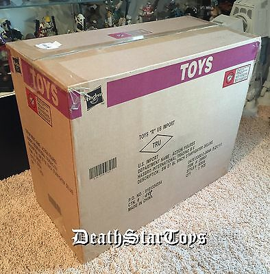 """Star Wars Force Awakens First Order TIE Fighter Special Forces AFA Sealed Box 6"""""""