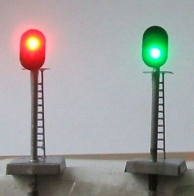 Z0A,6 model signals,N scale signal ,12V
