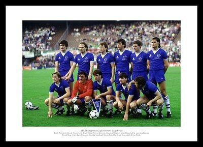 Everton FC 1985 European Cup Winners Cup Final Team Photo (149)