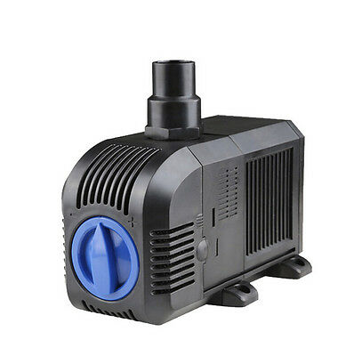 Submersible Aquarium Water Circulation Filter Pump Fish Tank Pond Air Pumps