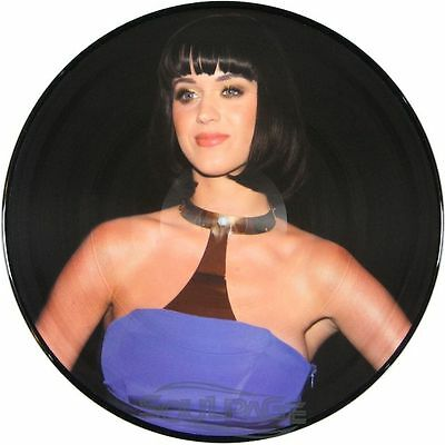 """Katy Perry - Part Of Me - Part 3 - 12"""" Picture Disc NEU"""