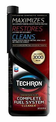 NEW Chevron 65740 Techron Concentrate Plus Fuel System Cleaner  20 oz.