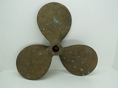 16Rh10 Mi/fed Brass Bronze Prop Propeller Boat Ship Decor (P129)