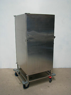Commercial Mobile Catering Hot Food Storage Cabinet