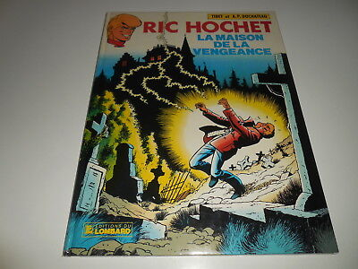Eo Ric Hochet Tome 41/ Tbe