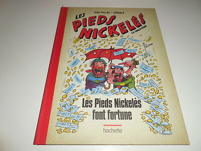 La Collection Les Pieds Nickeles 1949/ Les Pieds Nickeles Font Fortune/ Tbe