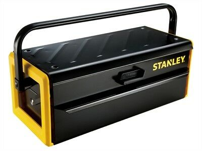 Stanley Tools - Metal Cantilever Toolbox 16in - STA175507