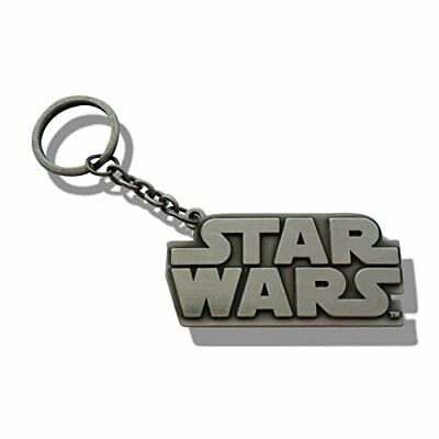 Keyring Thick Metal - Star Wars - Classic Collection Logo