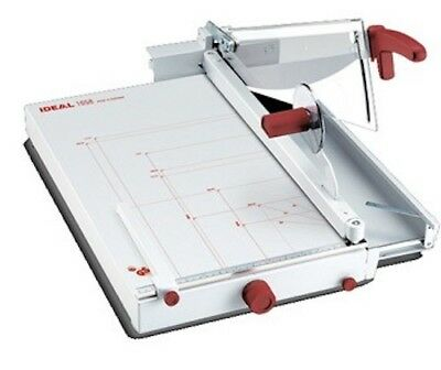 Ideal 1058 Trimmer, Guillotine.