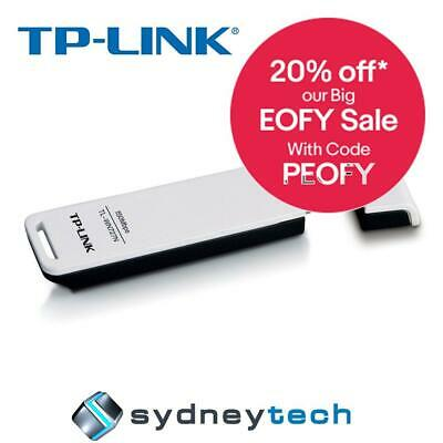 New TP-Link TL-WN727N 150Mbps 2.4GHZ Wireless USB