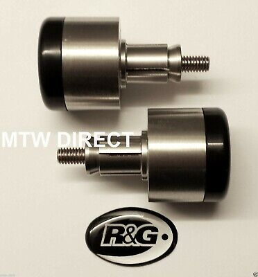 R&G Racing Pair Bar End Sliders For Aftermarket Renthal Bars