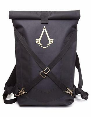 Assassins Creed - Syndicate Folded - Brand New Backpack / Rucksack - OFFICIAL