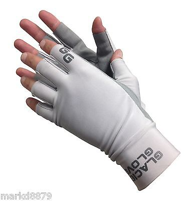 Ascension Bay Sun Gloves Glacier Glove UV Protection Fly Fishing Outdoor