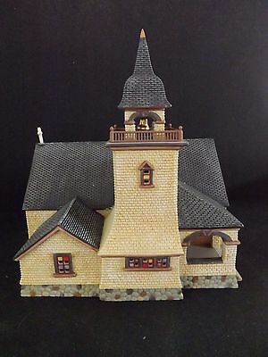 "Dept 56 Seasons Bay ""chapel On The Hill"" Open Edition - # 53402 - New In Box"
