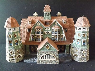 "Dept 56 Seasons Bay ""grandview Shores Hotel"" - Open Edition - # 53400 - Nib"