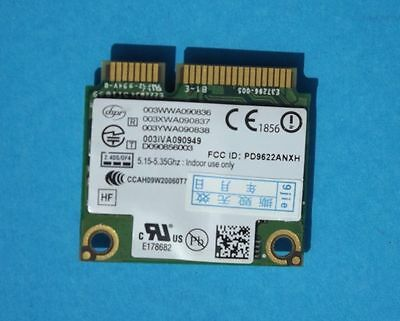 Toshiba Satellite Advanced N 6250 Wireless Card A660 A665 C645D C650 C650D C655