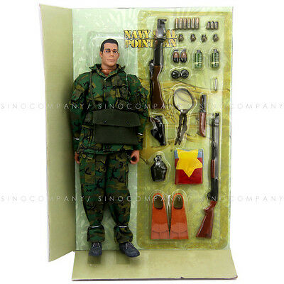 New Toy 21st Century Toys Ultimate Soldier WWII Vietnam navy Army 1/6 figure
