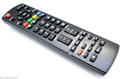 Remote control For VIERA TV PANASONIC N2QAYB000487 / N2QAYB000328