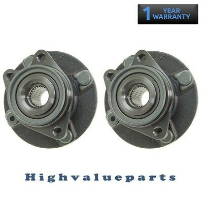 2PCS New Front Wheel Bearing& Hub Assembly for Nissan Versa 07-11 513308 w/o ABS