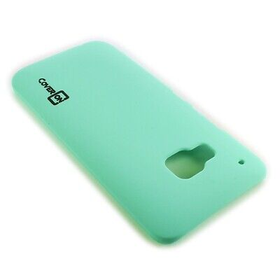 For HTC One M9 Hard Case Slim Matte Back Phone Cover - Teal