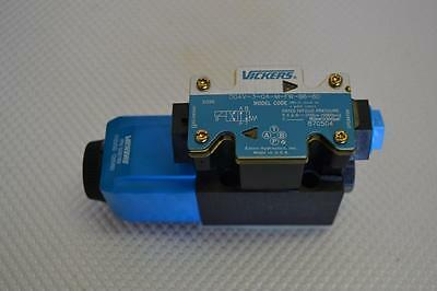 One New Vickers Dg4V-3-0A-M-Fw-B6-60 Solenoid Valve With 120Vac Coil