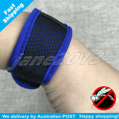 Mozzie Band-Anti Mosquito Wristband  Natural  Repellent  Waterproof Syd Local