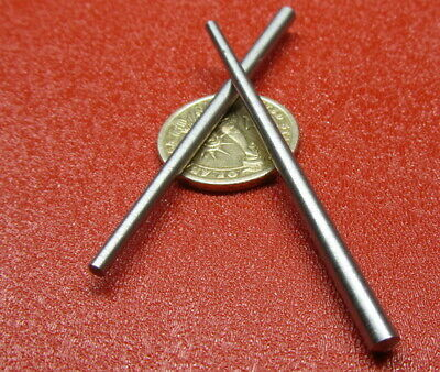 "Steel Taper Pins No. 1 .172 Large End x .110 Small End x 3.0"" Long, 25 Pcs"