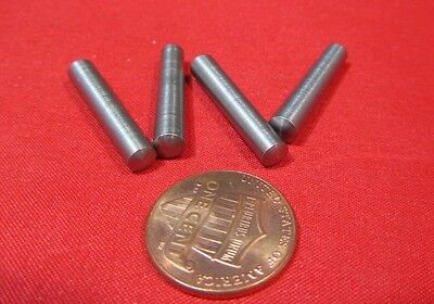 "Steel Taper Pins No. 2 .193 Large End x .172 Small End x 1.0"" Long, 50 Pcs"