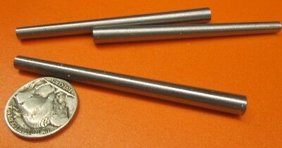 "Steel Taper Pins No. 4 .25 Large End x .188 Small End x 3.0"" Long, 20 Pcs"