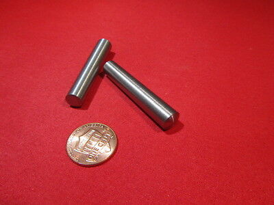 "Steel Taper Pins No. 6 .341 Large End x .305 Small End x 1 3/4"" Long, 20 Pcs"