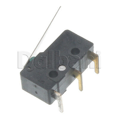 5pcs @$2 KMA-1214 3 Pin Micro Switch Lever Arm 3A 250V