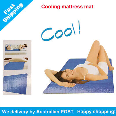 NEW  Gel Cooling  Mat and Mat Bed Soaf 90 X 60cm Pad cool Summer best gift