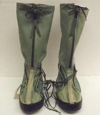 USGI Air Force Extreme Cold Weather ECW MUKLUK BOOTS N-1B SMALL Size 6 - 8 NEW