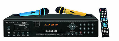 Multimedia Karaoke Player with CDG Ripping Recorder  by Martin Ranger