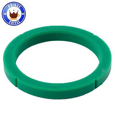 Cafelat Rancilio Silicone Group Head Gasket (Green) - Made in Italy