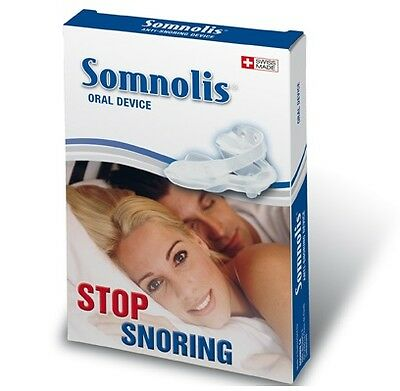 Somnolis - Anti-snoring Mouthpiece