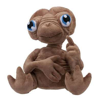 """Universal Studios Extra Terrestrial E.T. Cutie 10"""" Plush Toy New with Tags"""