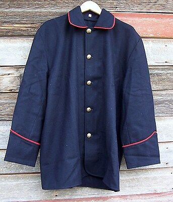 US enlisted artillery fatigue blouse 46