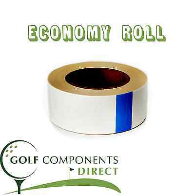 Economy Double Sided Golf Grip Tape Roll - 50mm x 50m (200 Clubs)