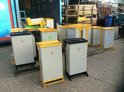 Former Nhs Pedal Bins - Clinical Waste