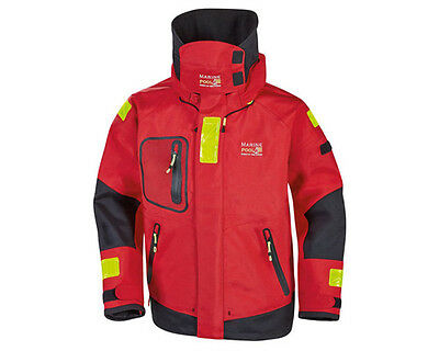 Marinepool Fortuna Offshore Jacket Men Red S Segeljacke Restposten Sonderpreis